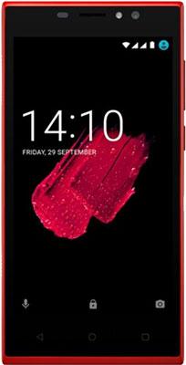 Мобильный телефон Prestigio Muze C7 LTE красный мобильный телефон lenovo k3 k50 t5 4g lte android 5 0 mtk6752 core dual sim 5 5 fhd 2g ram 16 13
