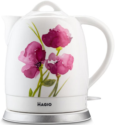 Чайник электрический MAGIO МG-974 вафельница magio мg 396