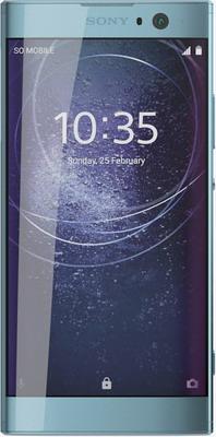 Мобильный телефон Sony Xperia XA2 синий мобильный телефон sony ericsson u100i yari u100