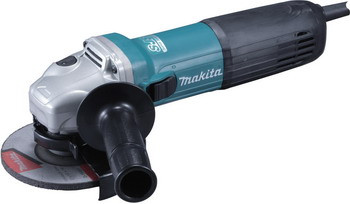 Угловая шлифовальная машина (болгарка) Makita GA 5040 шлифовальная машина makita ga 5021c