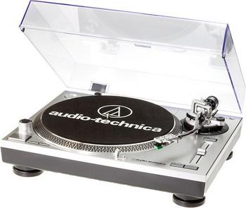 Проигрыватель виниловых дисков Audio-Technica AT-LP 120-USBHS 10 проигрыватель виниловых дисков audio technica at lp1240 usb