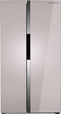 Холодильник Side by Side Kuppersberg KSB 17577 CG холодильник side by side kenwood ksb 1755 gw