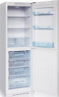 Двухкамерный холодильник Бирюса 131