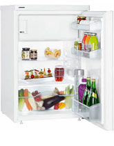 Однокамерный холодильник Liebherr T 1504 холодильник liebherr t 1414 20 1кам 107 15л 85х50х62см бел