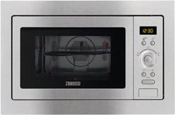 Встраиваемая микроволновая печь СВЧ Zanussi ZSC 25259 XA ziva zsc 040
