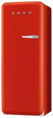Однокамерный холодильник Smeg FAB 28 LR1 однокамерный холодильник smeg fab 28 lcs1