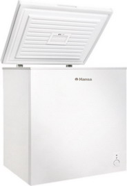 Морозильный ларь Hansa FS 150.3 морозильный ларь hansa fs300 3 белый