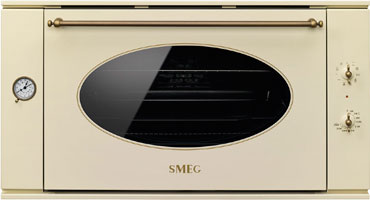 Встраиваемый электрический духовой шкаф Smeg SF 9800 PRO встраиваемый электрический духовой шкаф smeg sf 750 pol