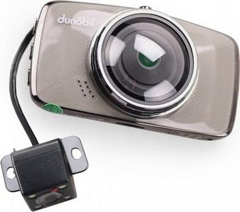 Автомобильный видеорегистратор Dunobil Chrom Duo dunobil spiegel duo