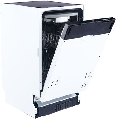 Полновстраиваемая посудомоечная машина Exiteq EXDW-I 403 полновстраиваемая посудомоечная машина samsung dw 50 k 4030 bb rs