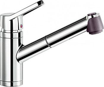 Кухонный смеситель BLANCO ACTIS-S хром  смеситель actis s alumetallic 512919 blanco