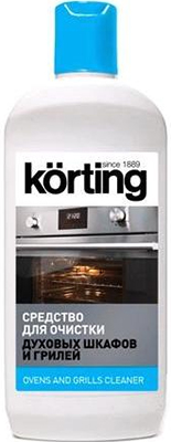 Средство для очистки духовых шкафов и грилей Korting K 05 средство для очистки стекла и твердых поверхностей korting k 11