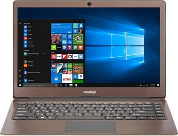 Ноутбук Prestigio SmartBook 133 S коричневый prestigio smartbook [psb133s01zfp db