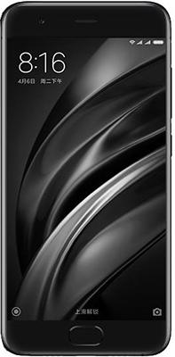 Мобильный телефон Xiaomi Mi 6 6+64 GB черный xiaomi mi 6 4g smartphone 4gb ram