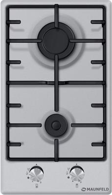 Встраиваемая газовая варочная панель MAUNFELD EGHS.32.3ES/G газовая варочная панель maunfeld eghs 64 33cs g