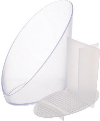 Сушилка для щетки и губки Tescoma CLEAN KIT 900642 губки кухонные tescoma clean kit 3 шт с петелькой 900650