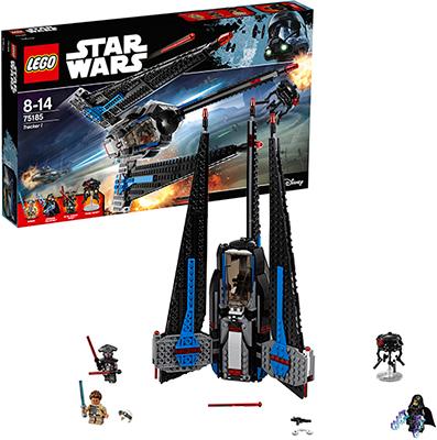Конструктор Lego STAR WARS Исследователь I 75185-L