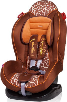 Автокресло CotoBaby SWING SAFARI 9-25 кг Жираф wet brush щетка для волос safari giraffe жираф