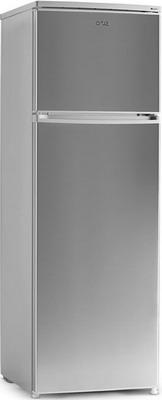 Двухкамерный холодильник Artel HD 341 FN металлик двухкамерный холодильник don r 297 g