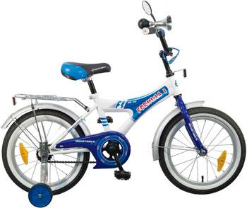 Велосипед Novatrack 16 Формула син/бел 167 FORMULA.BL6 держатель awenta d100мм пласт бел