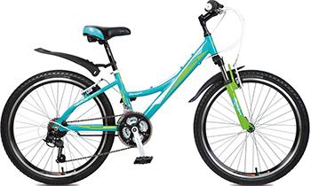 Велосипед Stinger 24'' Galaxy 11'' зеленый 24 AHV.GALAX.11 GN7 велосипед stinger valencia 2017