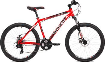 Велосипед Stinger 26'' Aragon 20'' красный 26 SHD.ARAGON.20 RD7 велосипед stinger valencia 2017