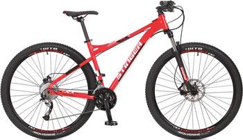 Велосипед Stinger 29'' Zeta D 20'' красный 29 AHD.ZETAD.20 RD7 велосипед stinger zeta d 29 2017