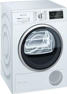 Сушильная машина Siemens WT 45 W 459 OE стиральная машина siemens wm 14 w 740 oe