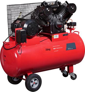 Компрессор FUBAG DCF-1300/270 29838341 компрессор поршневой fubag b6800b 270 ст7 5