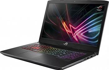 Ноутбук ASUS GL 703 GE-GC 075 i5-8300 H (90 NR 00 D2-M 04490) Black Aluminum diy 25v 100uf aluminum electrolytic capacitor black 10pcs