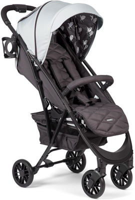 Коляска Happy Baby ELEGANZA V2 LIGHT GREY happy baby happy baby автокресло passenger v2 brown коричневое