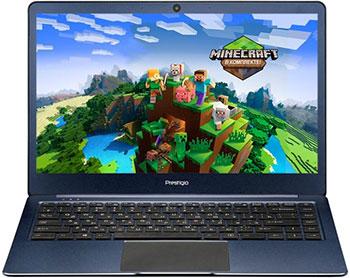 все цены на Ноутбук Prestigio SmartBook 141 S 4/32 Gb синий онлайн