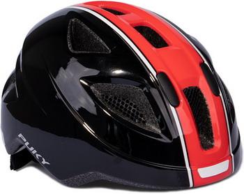 Шлем Puky M (51-56) 9596 black/red черный/красный шлем детский puky m 51 56 9596 black red черный красный