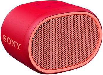 Портативная акустика Sony SRS-XB 01 R красная портативная акустика sony srs x11 красная
