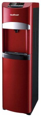 Кулер для воды HotFrost 45 A red кулер для воды hotfrost v 802 ce