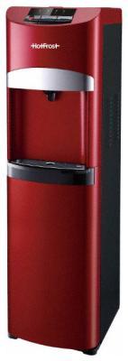 Кулер для воды HotFrost 45 A red кулер hotfrost 45a silver