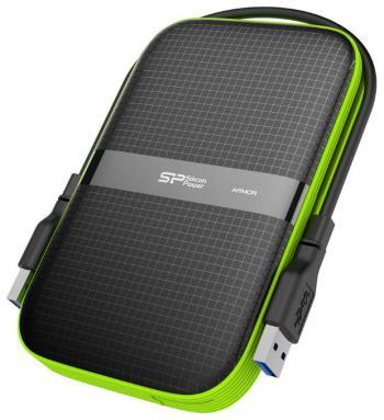 Внешний жесткий диск (HDD) Silicon Power USB 3.0 2Tb SP 020 TBPHDA 60 S3K 2.5 черный silicon power sp020tbphda80s3b 2tb usb 3 0