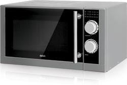 Микроволновая печь - СВЧ BBK 23 MWG-923 M/BX чёрный/нерж сталь микроволновая печь свч bbk 23 mwg 930 s bw чёрный белый