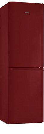 Двухкамерный холодильник Позис RK FNF-172 r холодильник pozis rk 139 w