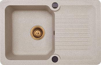 Кухонная мойка Kuppersberg ANCONA 1B1D SAND (7031)