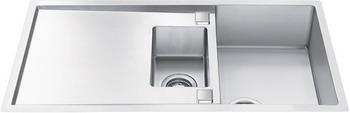 Кухонная мойка Smeg LR 102 мойка lr102 smeg