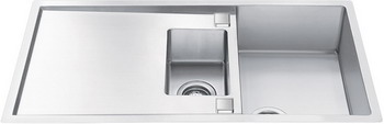 Кухонная мойка Smeg LR 102 кухонная мойка smeg vq 40 f 2