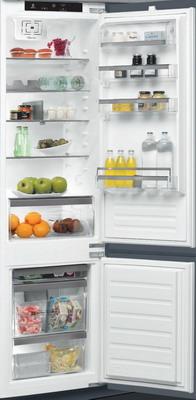 Встраиваемый двухкамерный холодильник Whirlpool ART 9811/A++ SF встраиваемый холодильник whirlpool art 9610 a