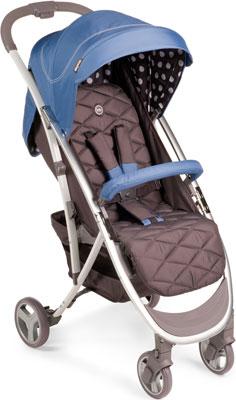 Коляска Happy Baby Eleganza BLUE детское автокресло happy baby skyler blue