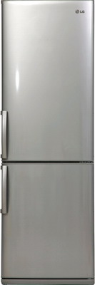 Двухкамерный холодильник LG GA-B 409 UMDA холодильник с морозильной камерой lg ga b409uqda