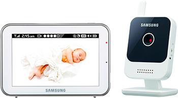 Видеоняня Samsung SEW-3042 WP samsung видеоняня sew 3042 samsung
