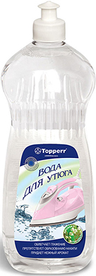 Вода парфюмированная для утюгов Topperr от Холодильник