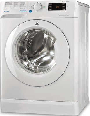 Стиральная машина Indesit BWSE 61051 INNEX стиральная машина indesit itw a 61051 w