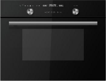 Встраиваемый электрический духовой шкаф Midea TF 944 EG9-BL встраиваемый духовой шкаф midea eth901gc bl