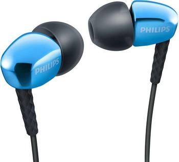 Наушники Philips SHE 3900 BL philips she 3590wt белый
